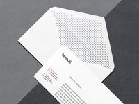 brandit visual identity branding logo logotype minimal branding pattern visual identity texture studio brand typography letter