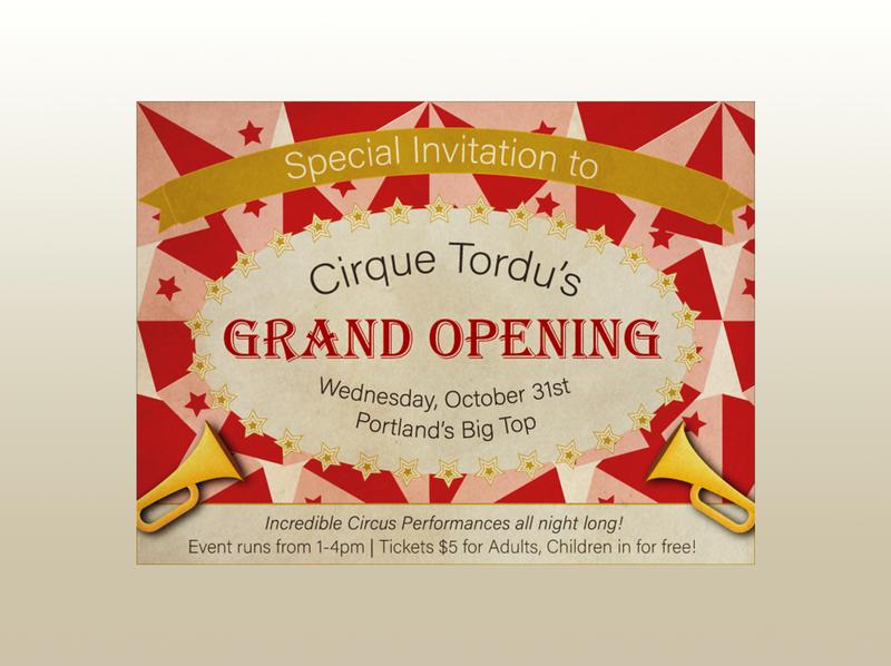 Cique Tordu's Invitation vector typography illustrator ui ux illustration design branding