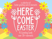 Here come easter