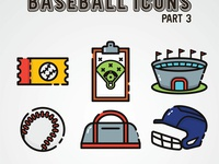 Baseball Icons Part 3