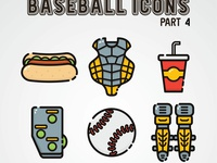 Baseball Icons Part 4