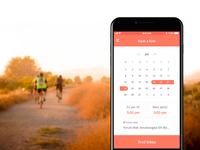 Bike Renting–Coming soon