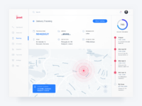 Dribbble shot white attach