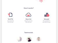 OnePay - How it works & Testimonials