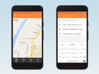 TripToss Mobile App