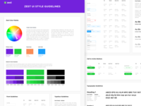 Zest UI Style Guidelines