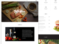 Table Hero - Landing Page Template