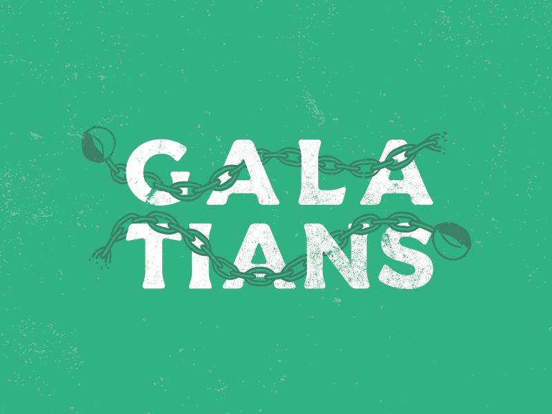 Galatians Artwork liberty breaking chains galatians series sermon ministry church