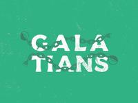 Galatians Artwork