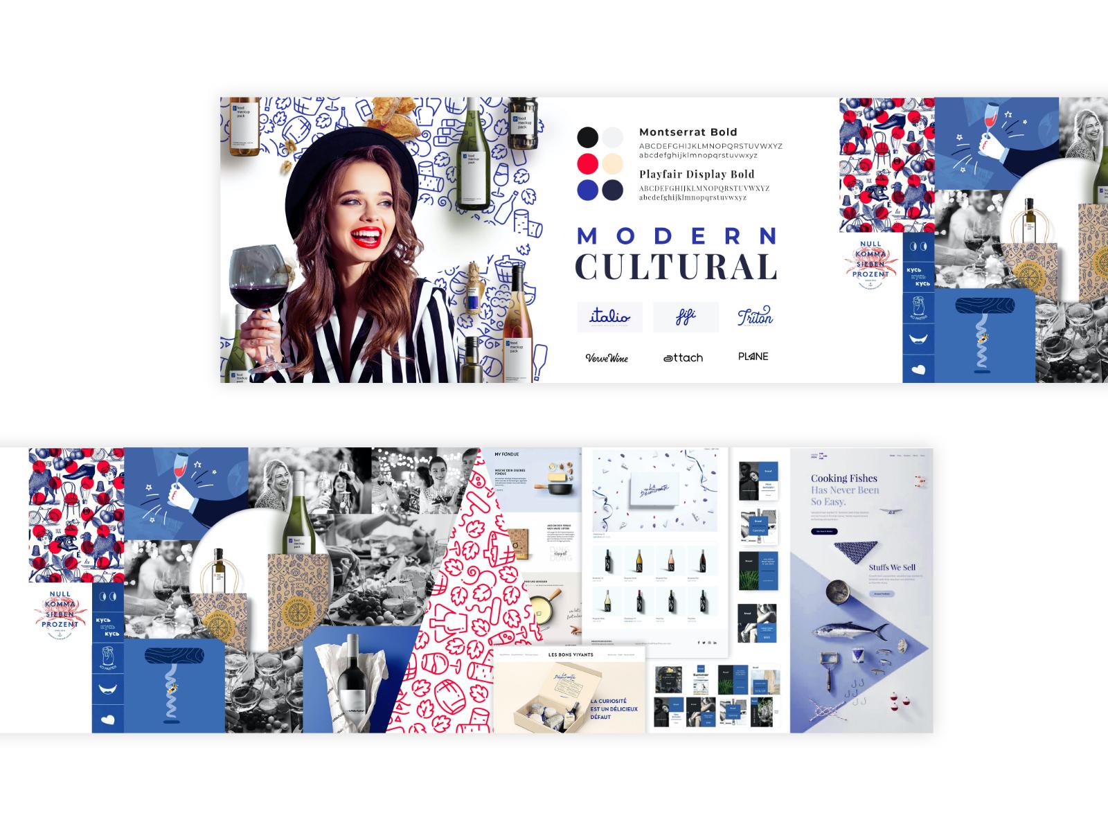 "Stylescape Wine-Store Key Word "" Modern + Cultural"""