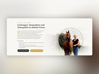 Ina Hofheinz Vet Web Design About