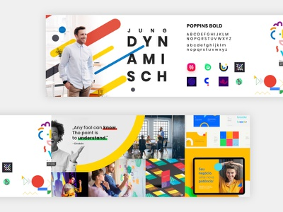 Sytlescape Moodboard 2.0 flat icons hero company web layout screendesign icon ux ui webdesign illustration typography graphic moodboard stylescape branding design logo xd