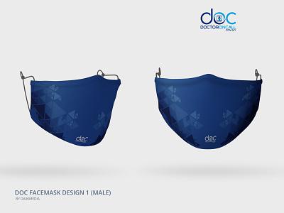 Mask Design DOC (Blue)