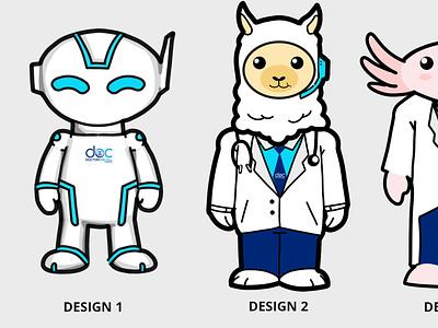 DOC Mascot Design