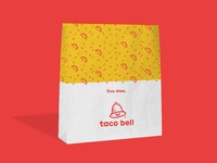 Taco Bell retro rebrand pt. 3