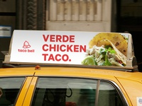Taco Bell Taxi Ad