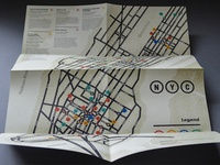 Herb Lester Map NYC Map