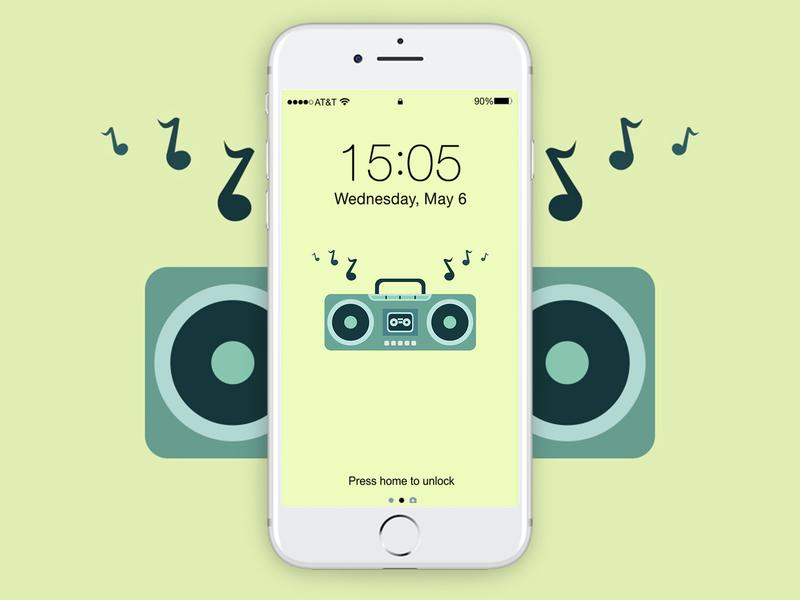 Radio Mobile Wallpaper