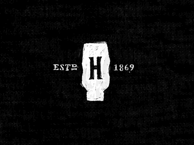 HEINZ typography type crest barbecues grill handmade grunge brush badge lettering handlettering