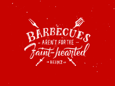 HEINZ ketchup handlettering. letter. type typography handmade lettering