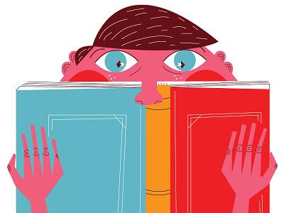 Boyhood book boy illustration