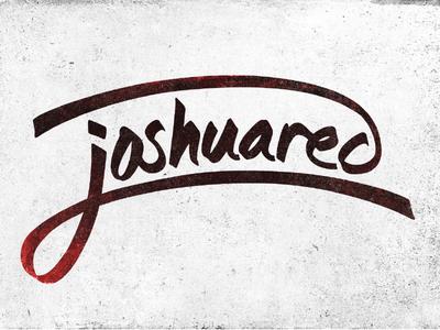 joshuared custom type