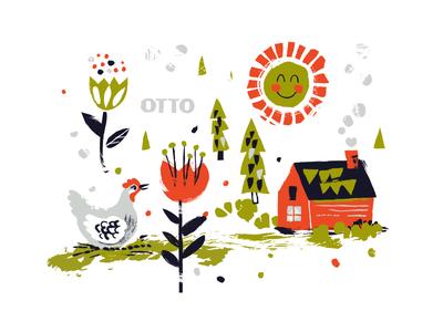Otto's Dala Farm