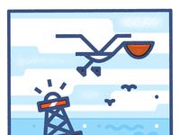 Gille dribbble pelican v01 01