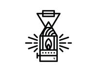 Shine Bright – Transfer Sticker