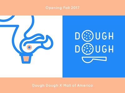 Dough Dough X MOA dodo brand food truck moa mall of america edible cookie dough dough cookie