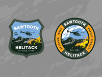 Sawtooth Helitack