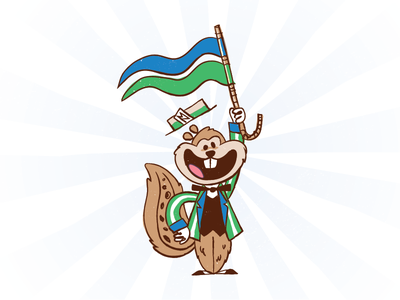 Fairchild brushes texture gopher flags mascot fairchild mn fair state minnesota