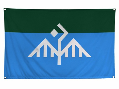 Minnesota Flag water vexillology star north star monoline mn minnesota loon flag bird