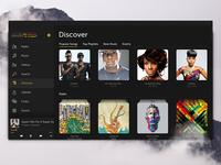 Audio Africa - Music App