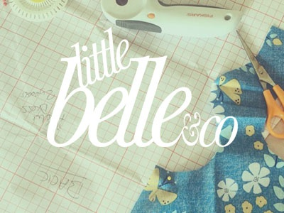 Little Belle & Co branding logo boutique