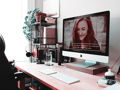 Sallyphotography: Sichtbare Geschichten design responsive redesign ux web ui