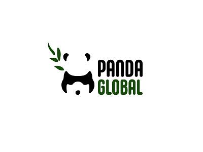 DAILY LOGO CHALLENGE D03/50 panda typography dailylogochallenge design vector logo daily logo challenge
