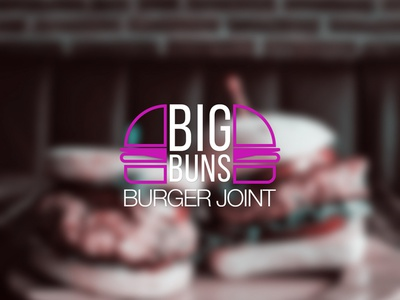 DAILY LOGO CHALLENGE D32/50 burger logo burger joint illustration branding vector typography logo design daily logo challenge dailylogochallenge