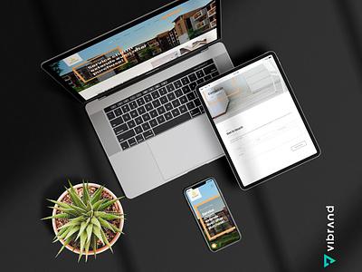 BELLMARE VENTURES WEBSITE DESIGN WORK vibrand digital solutions web designer web design website design