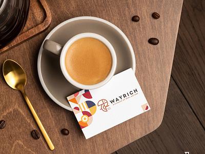 WAYRICH BRANDING WORK design creative design digital marketing digital marketing company digital marketing agency illustration graphic design animation logo branding