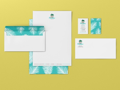 Casitas Hotel Stationery