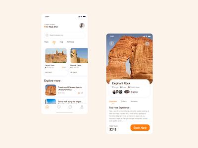 Trip App map minimal tourism app destination app ticket app tour traveling event app travel app trip app travel ios app mobile ui mobile app ux ui