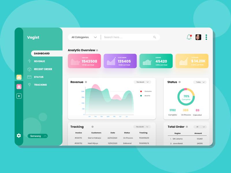 Daily UI 018 - Analytics Chart daily ui 018 web design ui webdesign dailyuichallenge dailyui