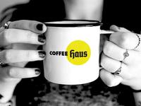 Daily Logo 6/50 – Coffee Shop