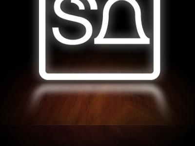 Bedside Alarm App - Marketing Material icon light alarm table