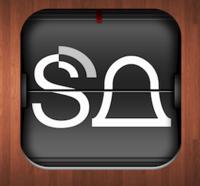 iOS alarm clock icon redesign