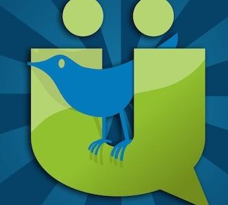 Übertwitter Icon Merge blackberry icon app mobile