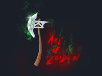 The Axe of Zeidon