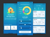 Daily UX #3 - Mortgage Shopping App