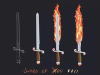 Sword Of Xoii